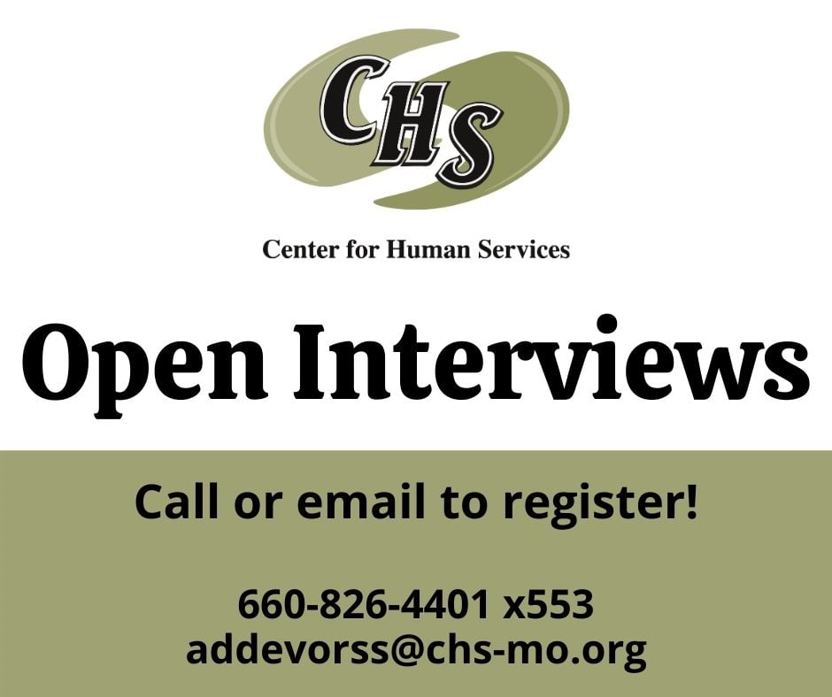 Open Interviews